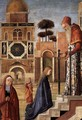 The Presentation of the Virgin (detail) - Vittore Carpaccio
