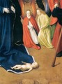 The Nativity (detail) 3 - Petrus Christus