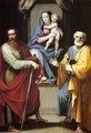 Madonna and Child with Sts. Peter and Paul - Giuseppe (d'Arpino) Cesari (Cavaliere)