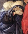Lamentation over the Dead Christ (detail) - Sandro Botticelli (Alessandro Filipepi)