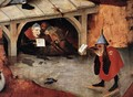 Triptych of Temptation of St Anthony (detail) 9 - Hieronymous Bosch