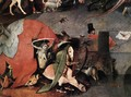 Triptych of Temptation of St Anthony (detail) 7 - Hieronymous Bosch