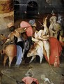 Triptych of Temptation of St Anthony (detail) 3 - Hieronymous Bosch