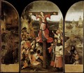 Triptych of the Martyrdom of St Liberata - Hieronymous Bosch
