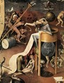 Triptych of Garden of Earthly Delights (detail) 10 - Hieronymous Bosch