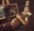 Self-Portrait - Paul Bril