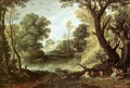 Landscape with Nymphs and Satyrs - Paul Bril