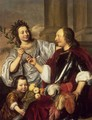 Allegorical Family Portrait - Jan De Bray
