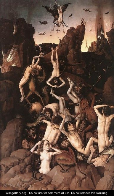 Hell 2 - Dieric the Elder Bouts