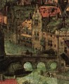 The Tower of Babel (detail) 5 - Pieter the Elder Bruegel