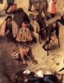 The Fight between Carnival and Lent (detail) 5 - Pieter the Elder Bruegel