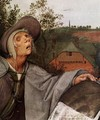 The Parable of the Blind Leading the Blind (detail) 2 - Pieter the Elder Bruegel