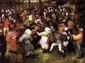 Wedding Dance in the Open Air - Pieter the Elder Bruegel