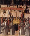 Procession in Piazza San Marco (detail) 2 - Gentile Bellini