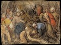 The Betrayal of Christ - Jacopo Bassano (Jacopo da Ponte)