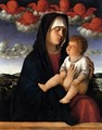 Madonna of Red Cherubs - Giovanni Bellini