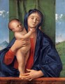 Madonna with the Child - Giovanni Bellini