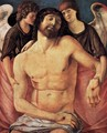 Dead Christ Supported by Two Angels - Giovanni Bellini