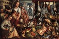 The Well-Stocked Kitchen - Joachim Beuckelaer