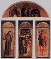 Triptych of the Nativity - Jacopo Bellini