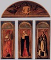Triptych of the Virgin - Jacopo Bellini