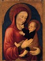 Viirgin and Child - Jacopo Bellini