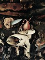 Triptych of Garden of Earthly Delights (detail) 4 - Hieronymous Bosch