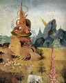 Triptych of Garden of Earthly Delights (detail) 2 - Hieronymous Bosch