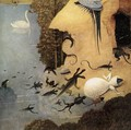Triptych of Garden of Earthly Delights (detail) - Hieronymous Bosch