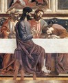 Last Supper (detail) - Andrea Del Castagno