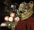 Still-Life of Fruit 2 - Willem Van Aelst
