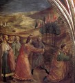 The Stoning of St Stephen 2 - Angelico Fra
