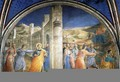 Lunette of the east wall - Angelico Fra