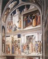 Scenes from the Lives of Sts Lawrence and Stephen - Angelico Fra