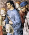 St Stephen Distributing Alms (detail) - Angelico Fra