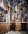 View of the chapel - Angelico Fra