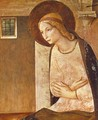 The Annunciation (detail) 2 - Angelico Fra