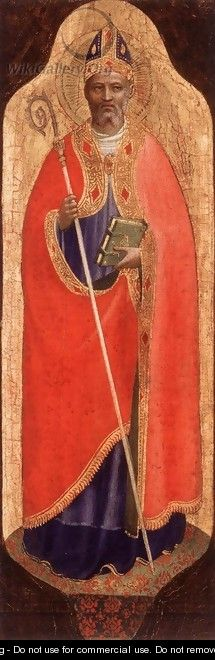St Nicholas of Bari - Angelico Fra