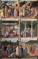 Paintings for the Armadio degli Argenti - Angelico Fra