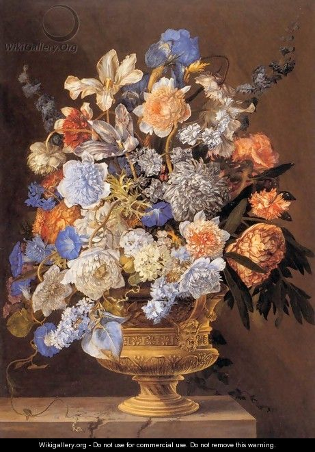 Bouquet of Flowers - Jacques II Bailly