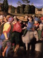 Scenes from the Story of Joseph The Discovery of the Stolen Cup - (circle of) Ubertini, (Bacchiacca)