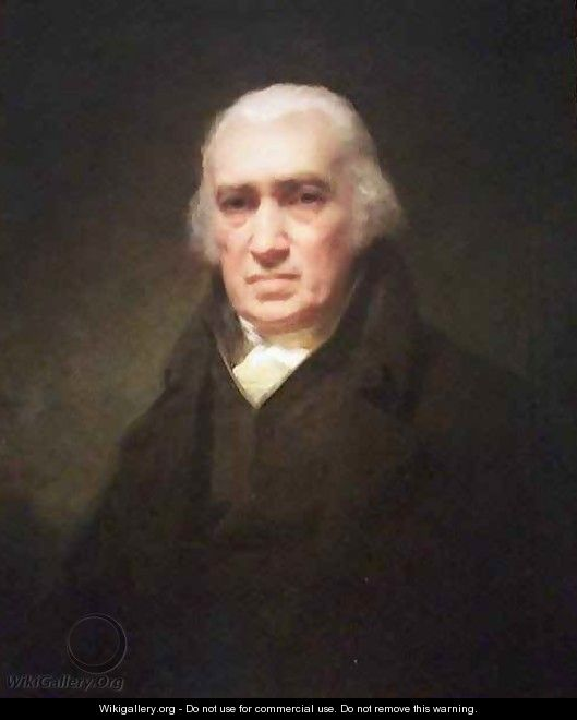 James Watt - Sir Henry Raeburn