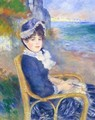 By the Seashore - Pierre Auguste Renoir