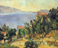 The Estate - Paul Cezanne