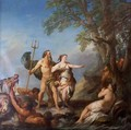 Neptune and Amymone - Charles-André van Loo
