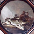 Still Life with Fish - Pieter de Putter