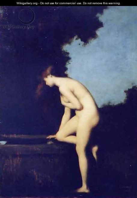 The Fountain - Jean-Jacques Henner