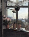 View from the Artist's Window - Martinus Rørbye