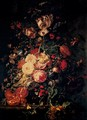 Still-Life with Flowers 3 - Rachel Ruysch