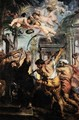 Martyrdom of St Thomas - Peter Paul Rubens